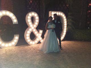 La boda de Cecilia y Dyango