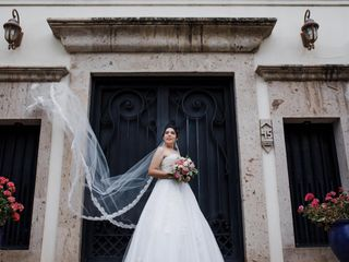 La boda de Paola  y Jesús  1