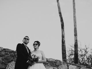 La boda de Paola  y Jesús  2