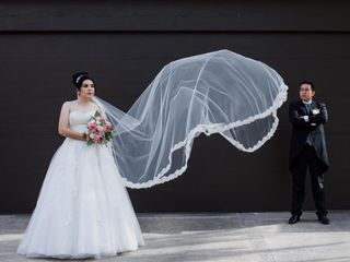 La boda de Paola  y Jesús