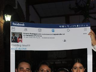 La boda de Ernesto y Alejandra 2