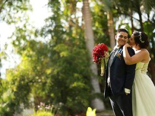 La boda de Mariana  y Jonathan  2