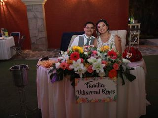 La boda de Mariana  y Jonathan