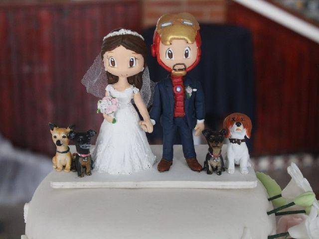 La boda de Alejandra y Ernesto en Iztapalapa, Ciudad de México 1
