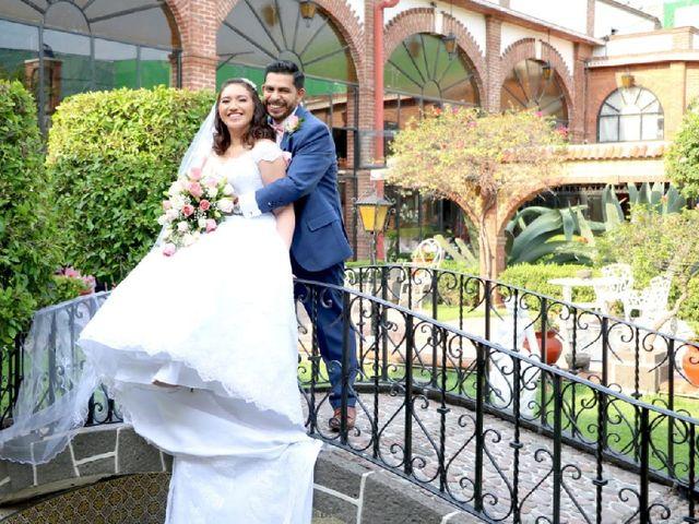 La boda de Ernesto y Alejandra