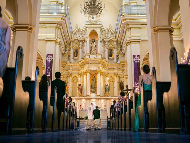 La boda de Luis y Diana en Hermosillo, Sonora 17
