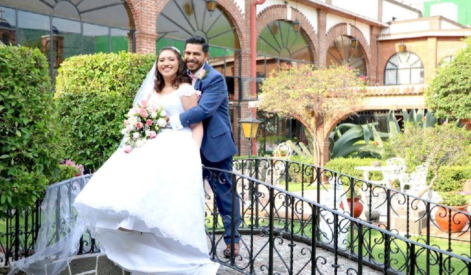 La boda de Alejandra y Ernesto en Iztapalapa, Ciudad de México