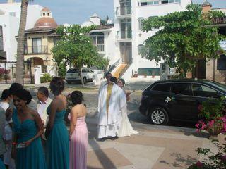 La boda de Arianna  y Ricardo  1