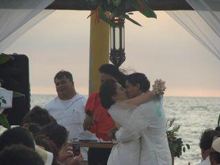 La boda de Arianna  y Ricardo  3