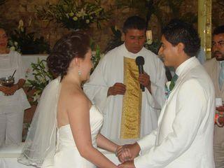La boda de Arianna  y Ricardo