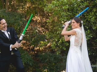 La boda de Ale y Neto 2