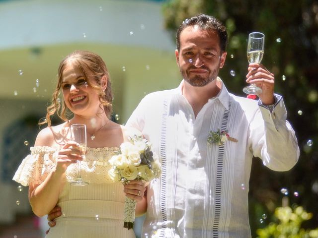 La boda de Paulina  y Eduardo