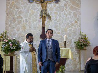 La boda de Karen y Raúl 1