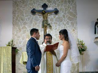 La boda de Karen y Raúl 2