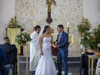 La boda de Karen y Raúl 3