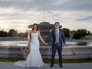La boda de Karen y Raúl