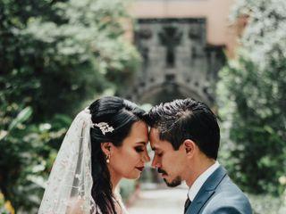La boda de Kay y David 1