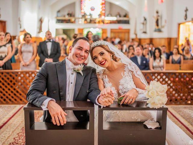 La boda de Cristina y Victor
