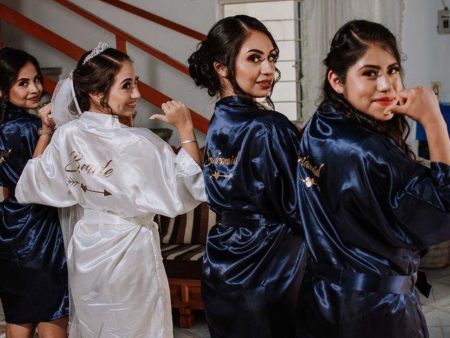La boda de Eduardo y Cinthya en Tlayacapan, Morelos 4