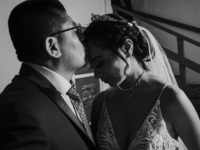 La boda de Eduardo y Cinthya en Tlayacapan, Morelos 10