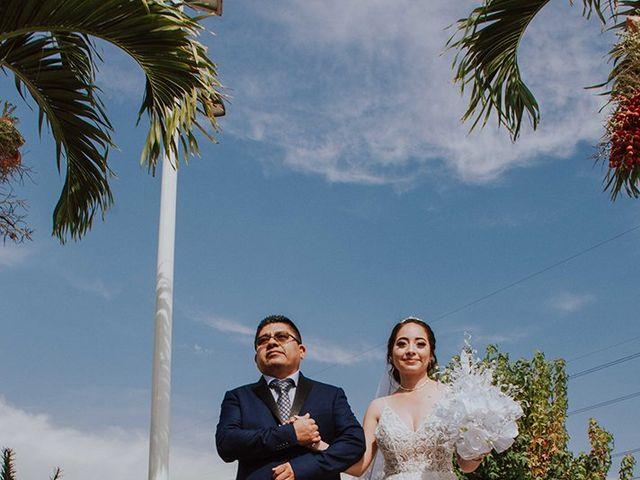 La boda de Eduardo y Cinthya en Tlayacapan, Morelos 12