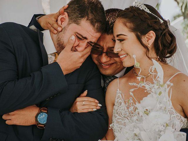 La boda de Eduardo y Cinthya en Tlayacapan, Morelos 15
