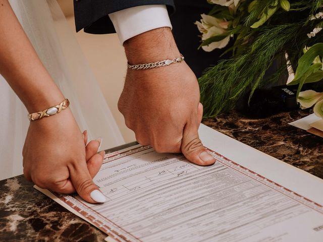 La boda de Eduardo y Cinthya en Tlayacapan, Morelos 18