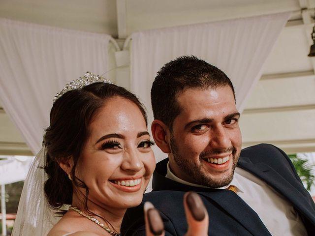 La boda de Eduardo y Cinthya en Tlayacapan, Morelos 19
