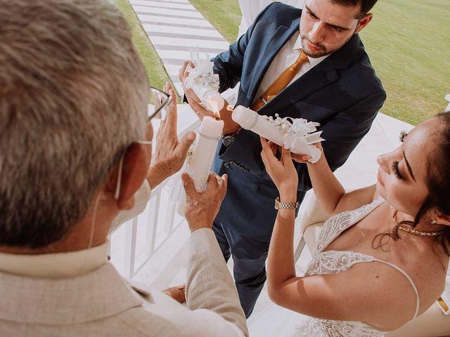 La boda de Eduardo y Cinthya en Tlayacapan, Morelos 23