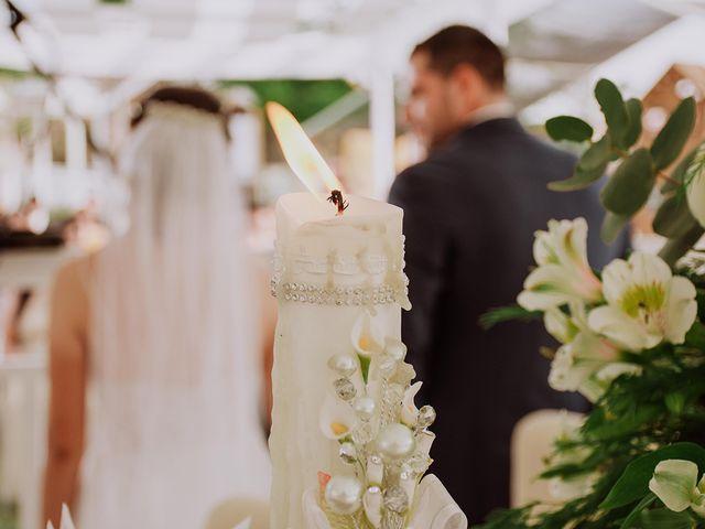 La boda de Eduardo y Cinthya en Tlayacapan, Morelos 24