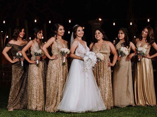 La boda de Eduardo y Cinthya en Tlayacapan, Morelos 41