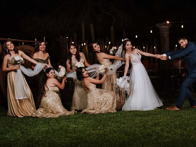 La boda de Eduardo y Cinthya en Tlayacapan, Morelos 43