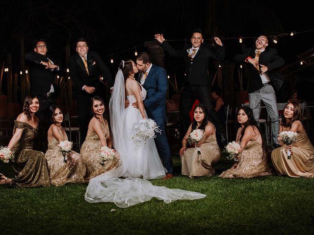 La boda de Eduardo y Cinthya en Tlayacapan, Morelos 44