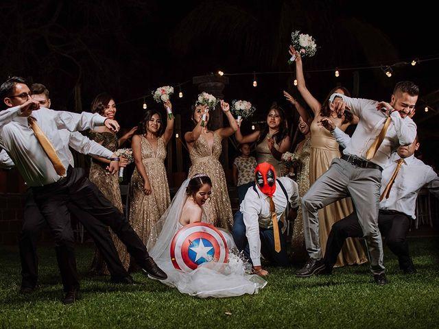 La boda de Eduardo y Cinthya en Tlayacapan, Morelos 45