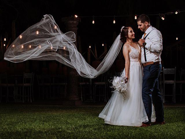 La boda de Eduardo y Cinthya en Tlayacapan, Morelos 1