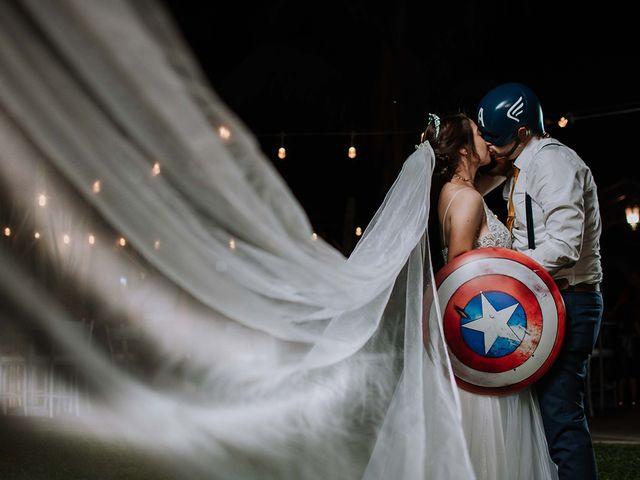 La boda de Eduardo y Cinthya en Tlayacapan, Morelos 49