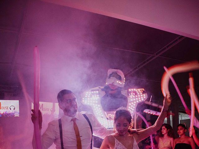 La boda de Eduardo y Cinthya en Tlayacapan, Morelos 51