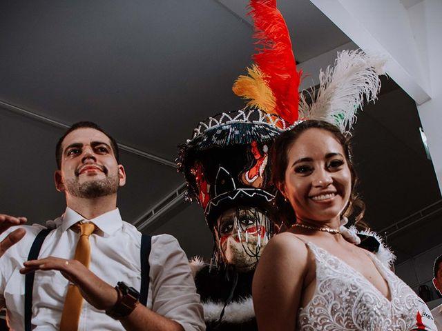 La boda de Eduardo y Cinthya en Tlayacapan, Morelos 56