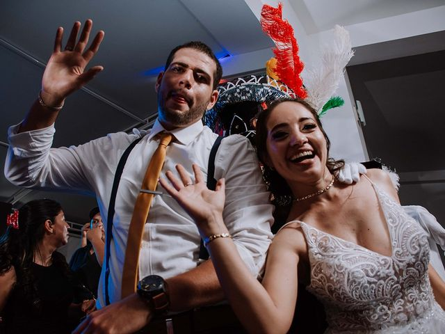La boda de Eduardo y Cinthya en Tlayacapan, Morelos 57