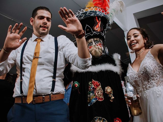 La boda de Eduardo y Cinthya en Tlayacapan, Morelos 58