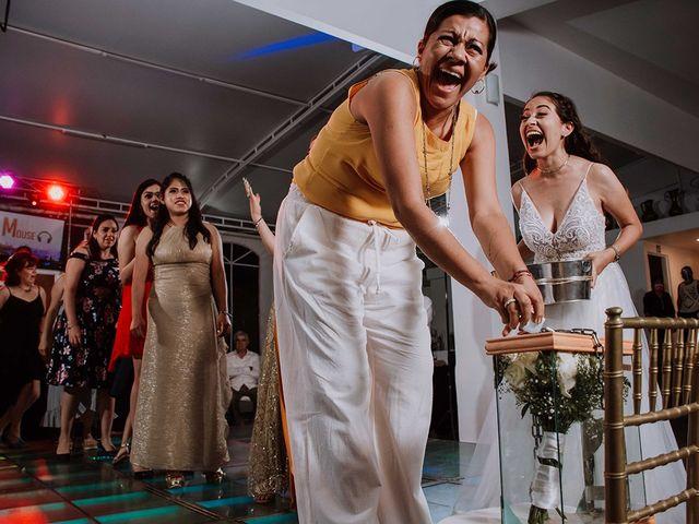 La boda de Eduardo y Cinthya en Tlayacapan, Morelos 64