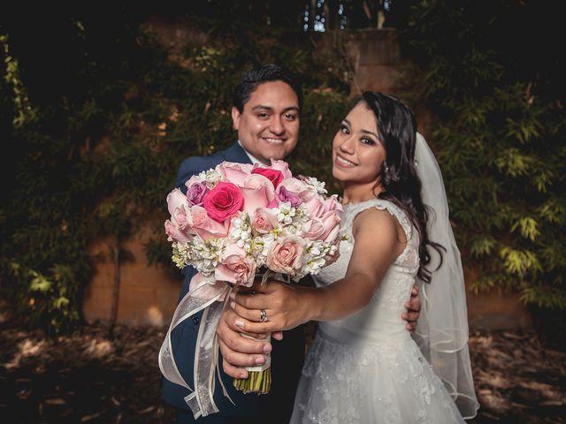 La boda de Xóchitl y Eduardo