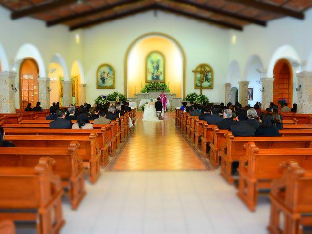 La boda de Marco Antonio y Ana Cecilia en Tlajomulco de Zúñiga, Jalisco 10