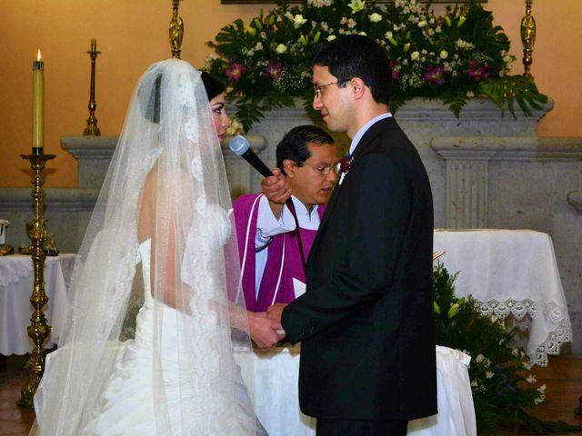 La boda de Marco Antonio y Ana Cecilia en Tlajomulco de Zúñiga, Jalisco 11