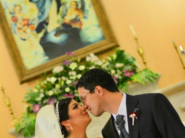 La boda de Marco Antonio y Ana Cecilia en Tlajomulco de Zúñiga, Jalisco 13