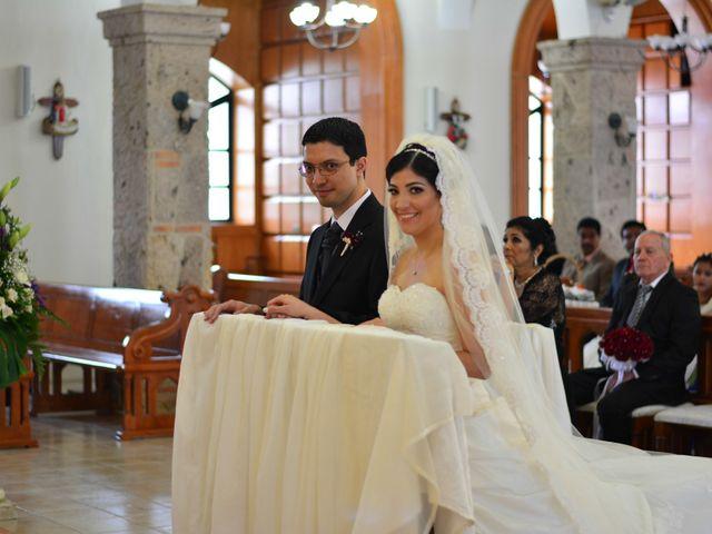 La boda de Marco Antonio y Ana Cecilia en Tlajomulco de Zúñiga, Jalisco 14