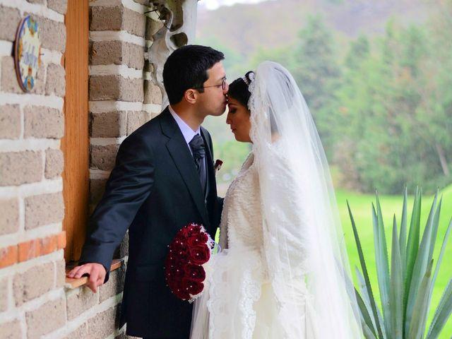 La boda de Marco Antonio y Ana Cecilia en Tlajomulco de Zúñiga, Jalisco 15