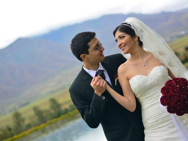 La boda de Ana Cecilia y Marco Antonio