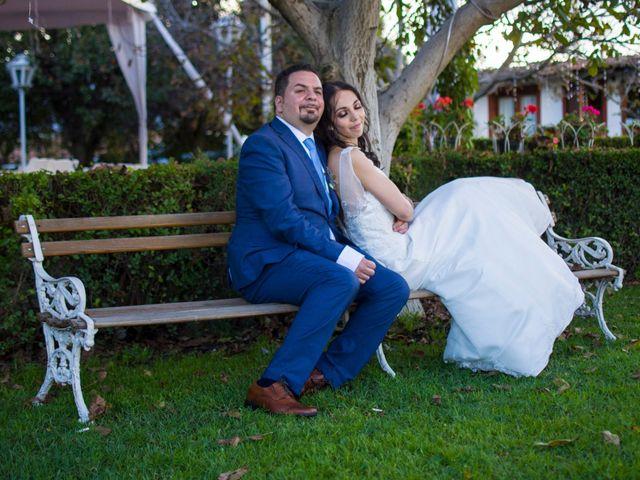 La boda de Sergio y Iliana
