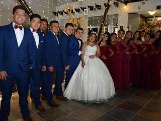 La boda de Alondra  y Osmar